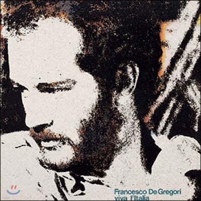 Francesco De Gregori (프란체스코 데 그레고리) - Viva L'italia [블루 컬러 LP]