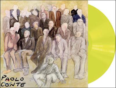 Paolo Conte (파올로 콩테) - Paolo Conte [옐로우 컬러 LP]