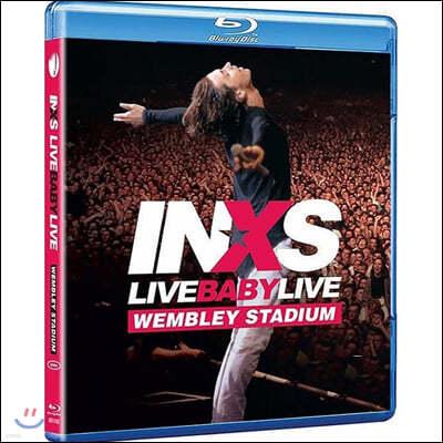 INXS (인엑시스) - Live Baby Live - Wembley Stadium