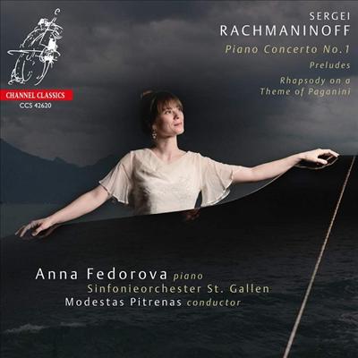 라흐마니노프: 피아노 협주곡 1번 (Rachmaninov: Piano Concerto No.1) - Anna Fedorova