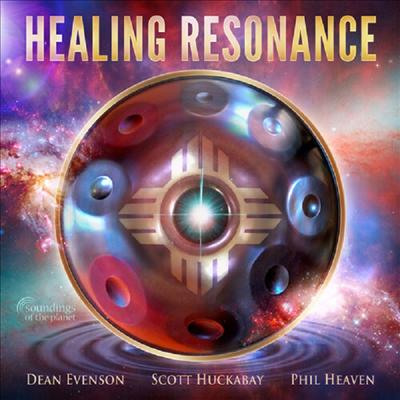 Dean Evenson - Healing Resonance (Digipack)