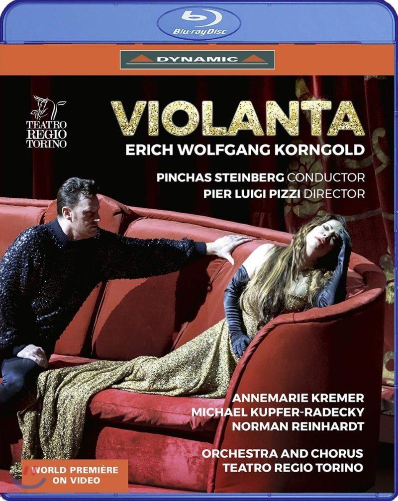 Annemarie Kremer 코른골트: 오페라 '비올란타' (Korngold: Violanta)