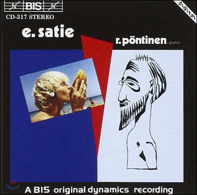 Roland Pontinen 사티: 피아노 작품집 (Satie: Klavierwerke)