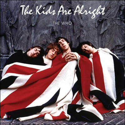 더 후 '더 키즈 아 올라이트' 다큐멘터리 음악 (The Kids Are Alright by The Who) [2LP]