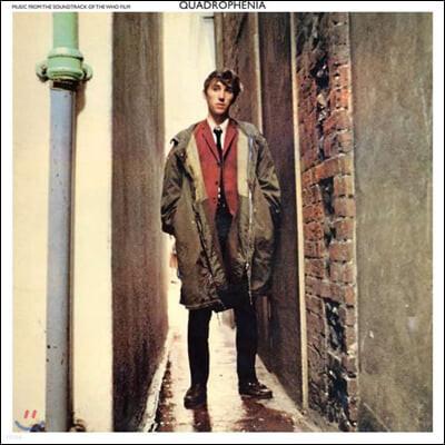 콰드로페니아 영화음악 (Quadrophenia OST by The Who) [2LP]