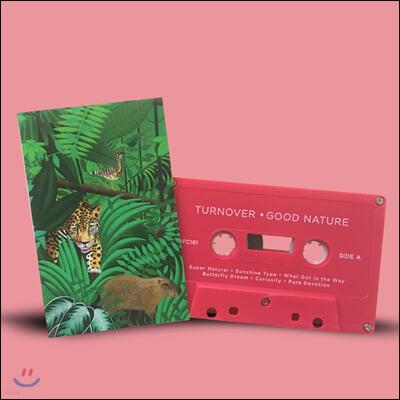 Turnover (턴오버) - Good Nature [카세트테이프]
