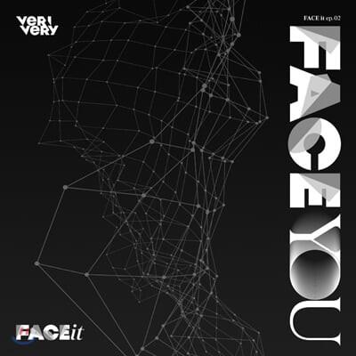 베리베리 (VERIVERY) - 미니앨범 4집 : FACE YOU [DIY ver.]