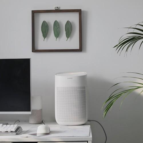 단미 DA-APD01 클린에어 가정용 원룸 미니 소형 공기청정 제습기 1000ml