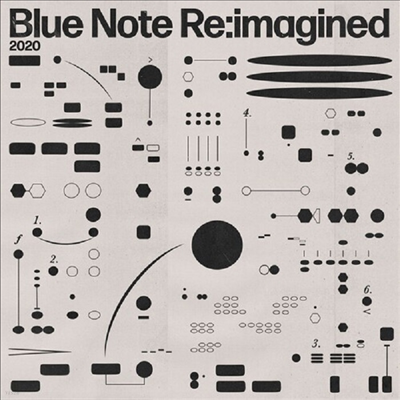 Various Artists - Blue Note Re:Imagined (2LP)
