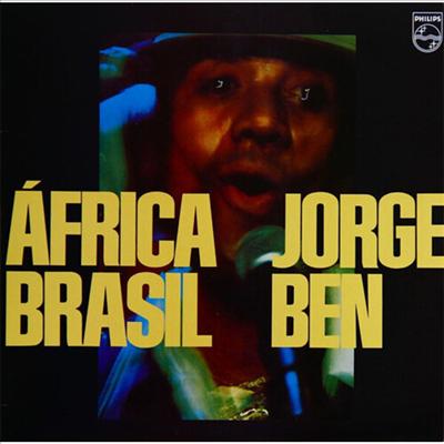 Jorge Ben (Jorge Ben Jor) - Africa Brasil (LP)