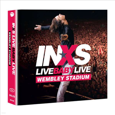 Inxs - Live Baby Live (1DVD+2CD)