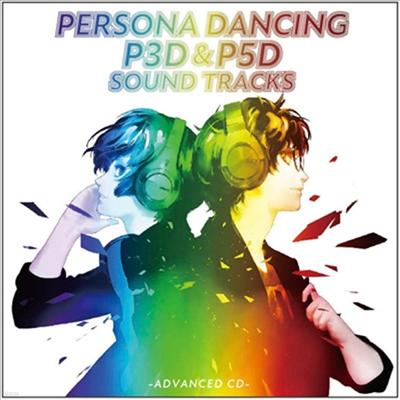 O.S.T. - Persona Dancing P3D & P5D (2CD)