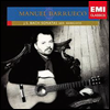 ����: ������ ���̿ø� �ҳ�Ÿ 1-3�� (��Ÿ ����) (Bach: Sonatas BWV1001-3 - Guitar Transcriptions) (Ltd. Ed)(�Ϻ���) - Manuel Barrueco