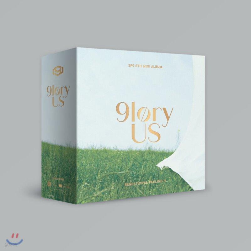 에스에프나인 (SF9) - 미니앨범 8집 : 9loryUS [스마트 뮤직 앨범(키트 앨범)]