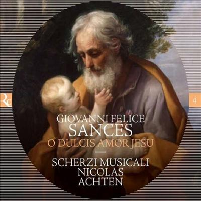 산체스: 모체트 작품집 (Sances: Motets) - Nicolas Achten