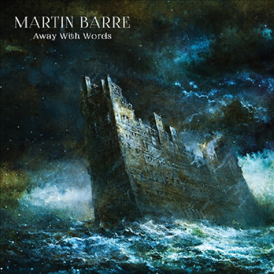 Martin Barre - Away With Words (Reissue)(Deluxe Edition)(Colored LP)