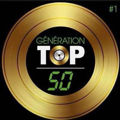 Various Artists - Generation Top 50 (5CD)