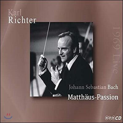Karl Richter 바흐: 마태 수난곡 - 칼 리히터 (Bach: Matthew Passion BWV244)