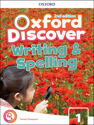Oxford Discover Level 1 : Writing and Spelling Book
