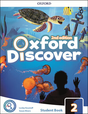 Oxford Discover Level 2 : Student Book