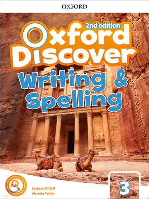 Oxford Discover Level 3 : Writing and Spelling Book