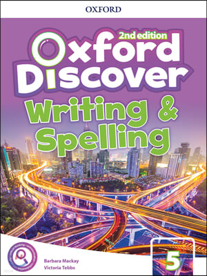 Oxford Discover Level 5 : Writing and Spelling Book
