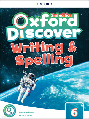 Oxford Discover Level 6 : Writing and Spelling Book