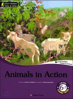 Animals in Action 6-7