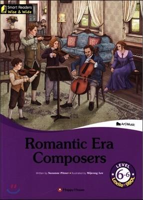 Romantic Era Composers 6-6