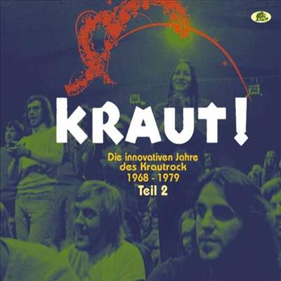 Various Artists - KRAUT! - Die innovativen Jahre des Krautrock 1968 - 1979 Teil 2 (2CD)