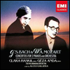 ����, ������Ʈ: �� ���� �ǾƳ븦 ���� ���ְ� (Bach. Mozart: Concertos for 2 Piano) (Ltd. Ed)(�Ϻ���) - Clara Haskil