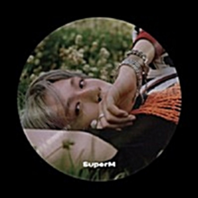 슈퍼엠 (SuperM) - SuperM (1st Mini Album) (Baekhyun Ver.) (Picture LP)