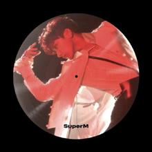 슈퍼엠 (SuperM) - SuperM (1st Mini Album) (Ten Ver.) (Picture LP)