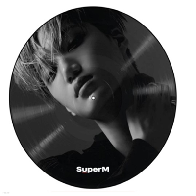 슈퍼엠 (SuperM) - SuperM (1st Mini Album) (Kai Ver.) (Picture LP)