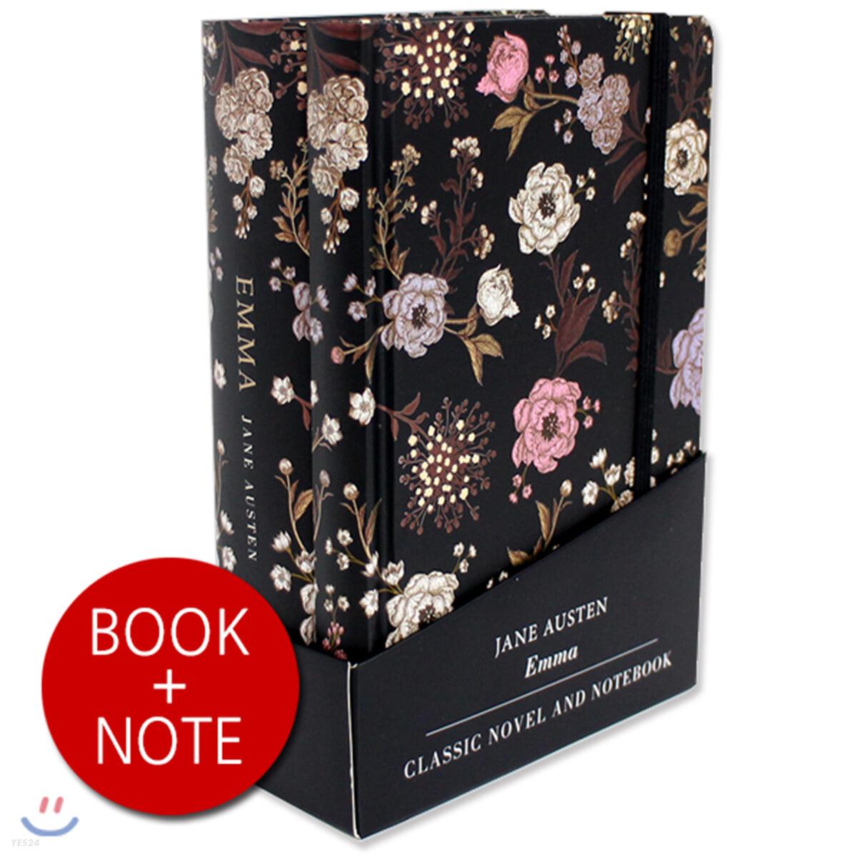 제인 오스틴 엠마 원서 & 노트 기프트 세트 Emma Gift Pack (Novel And Notebook)