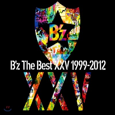 B'z (비즈) - B'z The Best XXV 1999-2012