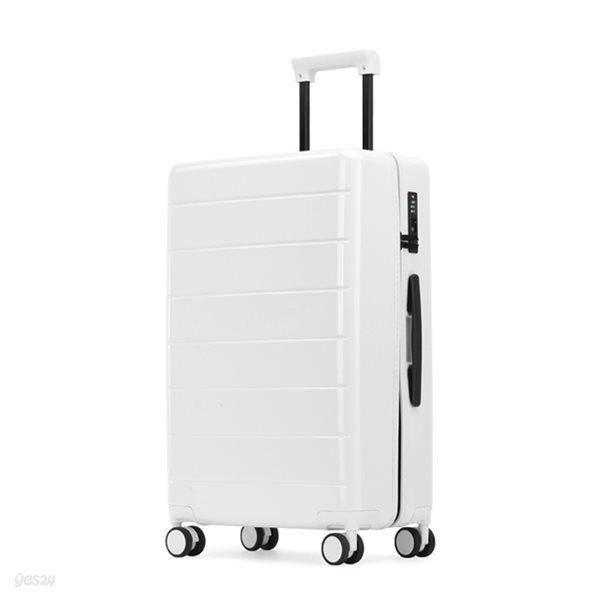 토부그 TBG 619 클리어화이트 24인치 하드캐리어 여행가방