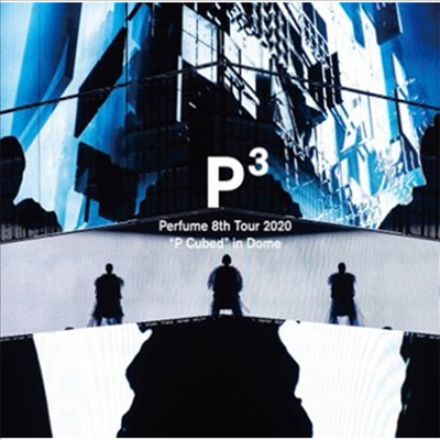 "Perfume (퍼퓸) - 8th Tour 2020 ""P Cubed"" In Dome (Blu-ray)(Blu-ray)(2020)"