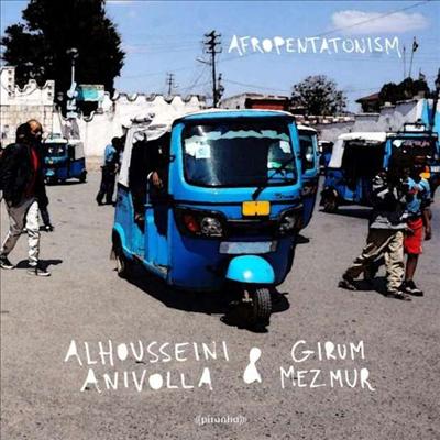 Alhousseini Anivolla / Girum Mezmur - Afropentatonism (LP)
