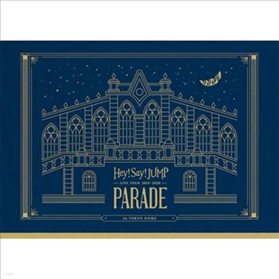 Hey! Say! Jump (헤이! 세이! 점프) - Live Tour 2019-2020 Parade (지역코드2)(2DVD)