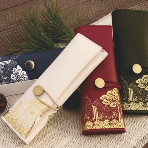 [미미달] 일월오봉도 필통(4colors)