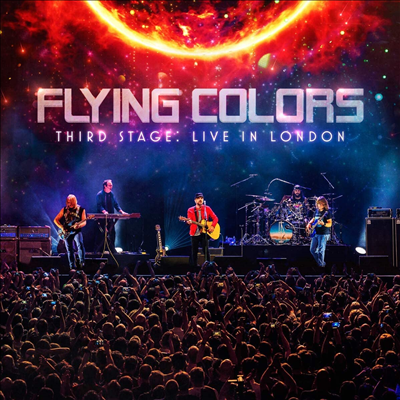 Flying Colors - Third Stage: Live In London (2CD+2DVD)