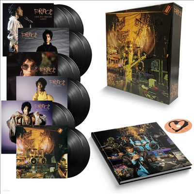 Prince - Sign O' The Times (Super Deluxe Edition)(Remastered)(13LP+DVD)