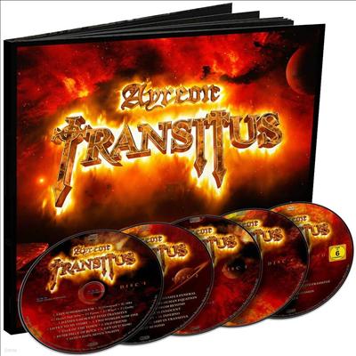 Ayreon - Transitus (Ltd)(5CD)
