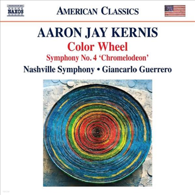 커니스: 컬러 휠, 교향곡 4번 '크로멜로디언' (Kernis: Color Wheel & Symphony No.4 'Chromelodeon') - Giancarlo Guerrero
