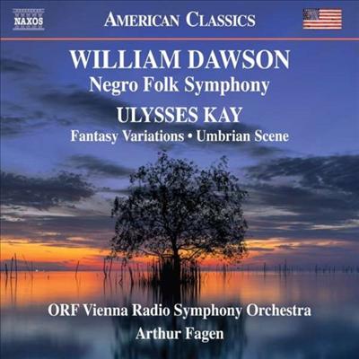 도슨: 니그로 포크 교향곡 & 케이: 환상변주곡 (Dawson: Negro Folk Symphony & Kay: Fantasy Variations) - Arthur Fagen