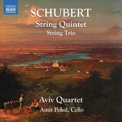 슈베르트: 현악 오중주 & 현악 삼중주 (Schubert: String Quintet & String Trio) - Aviv Quartet