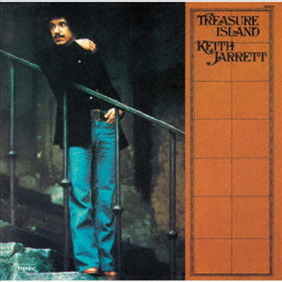 Keith Jarrett - Treasure Island (Ltd. Ed)(UHQCD)(일본반)