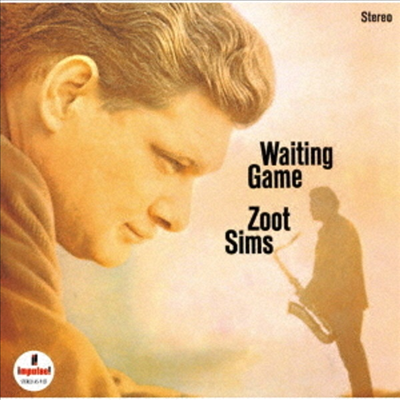 Zoot Sims - Waiting Game (Ltd. Ed)(UHQCD)(일본반)
