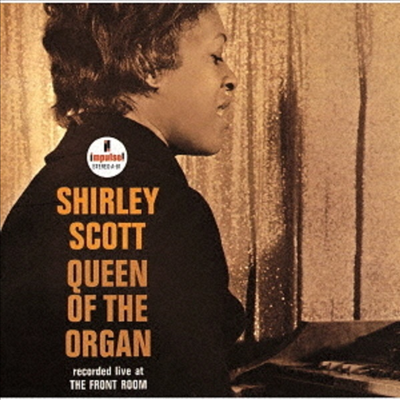 Shirley Scott - Queen Of The Organ (Ltd. Ed)(UHQCD)(일본반)